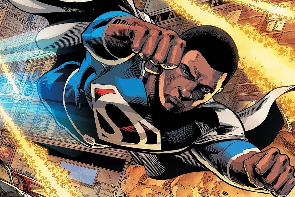 Чернокожим Суперменом в предстоящем фильме Warner Bros окажется Кал-Эл, а не Вал-Зод