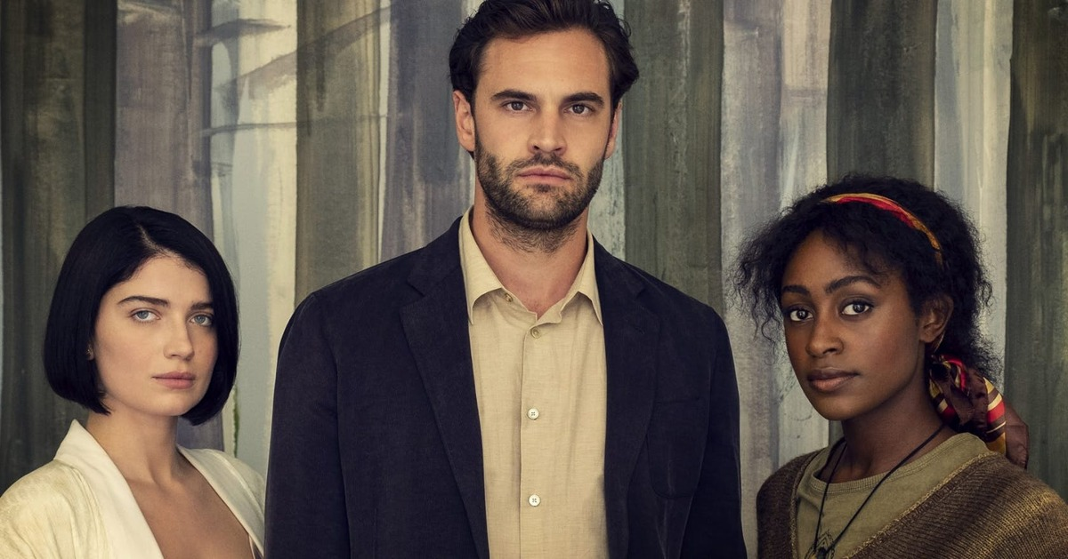 Netflix представил трейлер мини-сериала «В ее глазах»