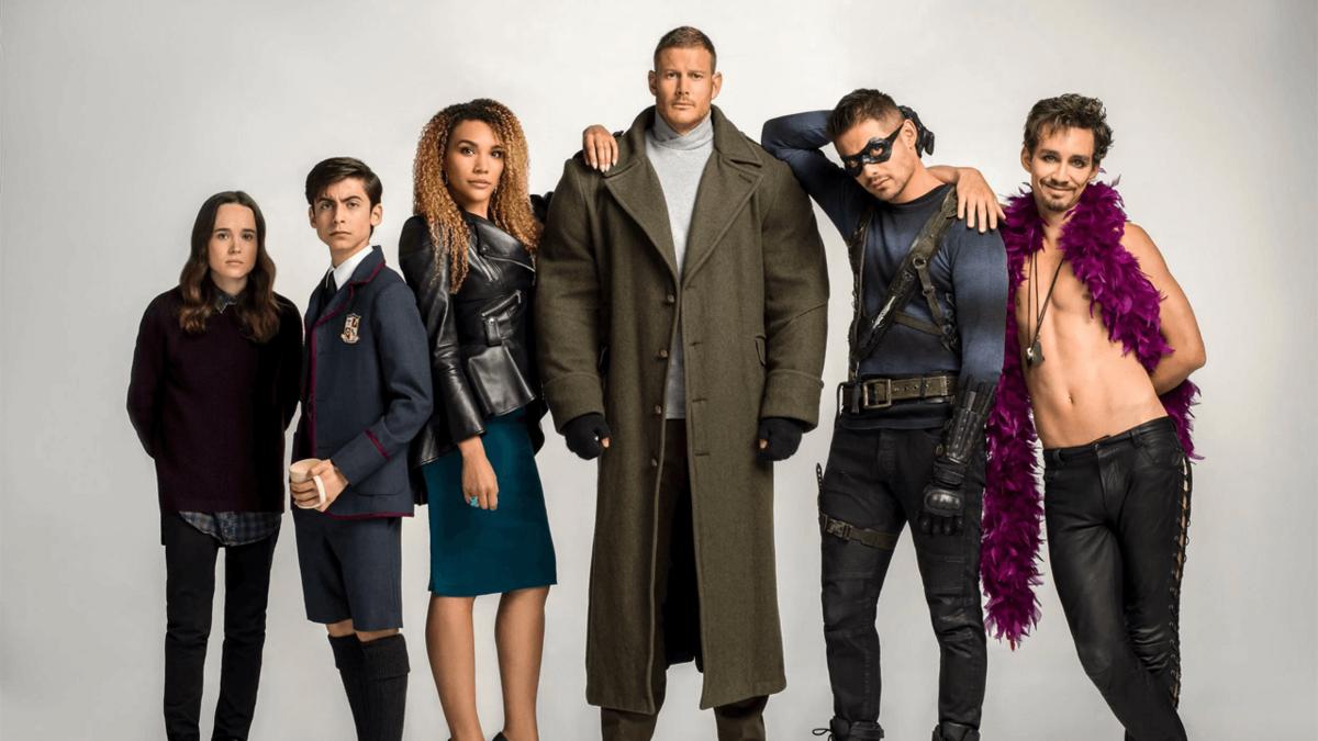 Netflix раскрыл названия всех эпизодов третьего сезона «Академии Амбрелла»