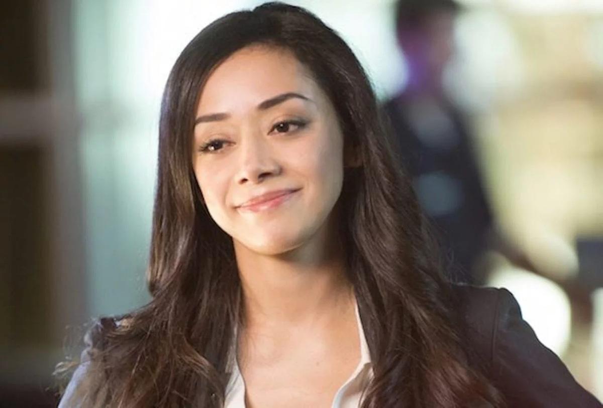 Звезда «Люцифера» Эйми Гарсия снимется в романтической комедии Match Me If You Can