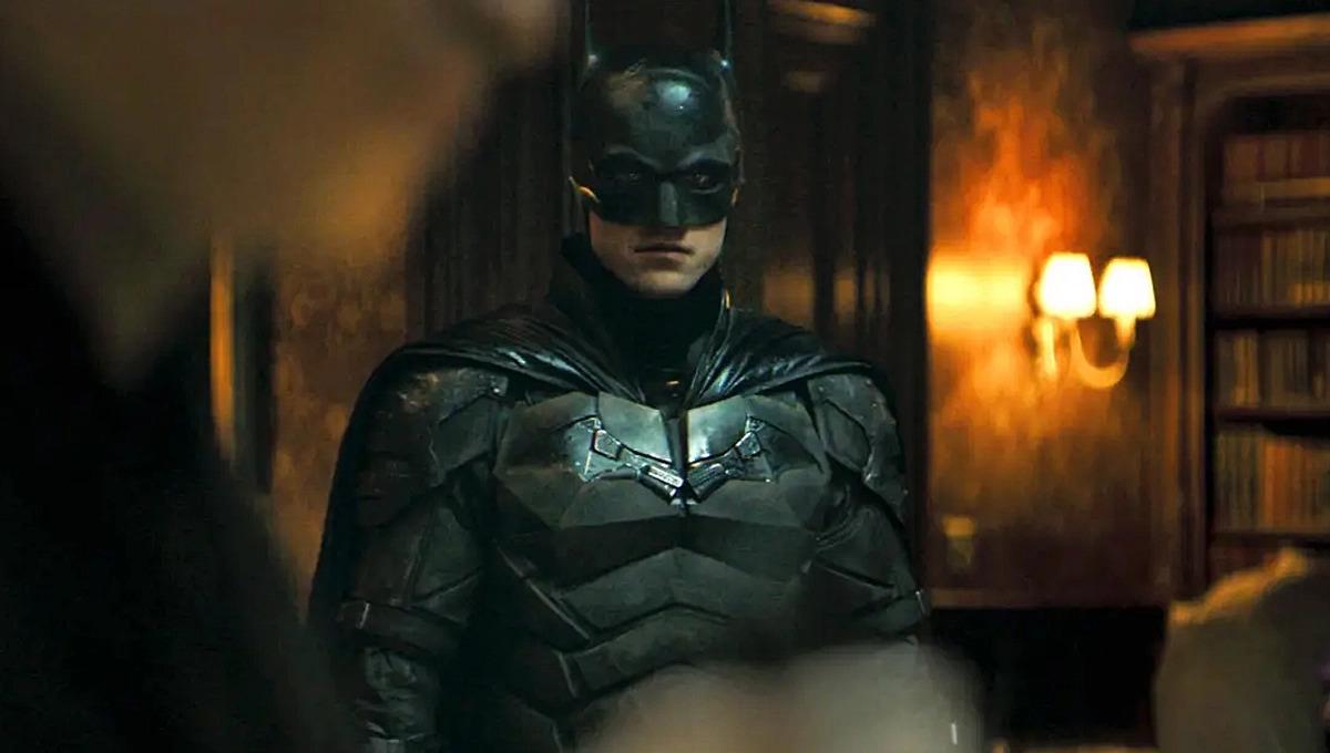 Часть актеров завершили съемки в «Бэтмене»
