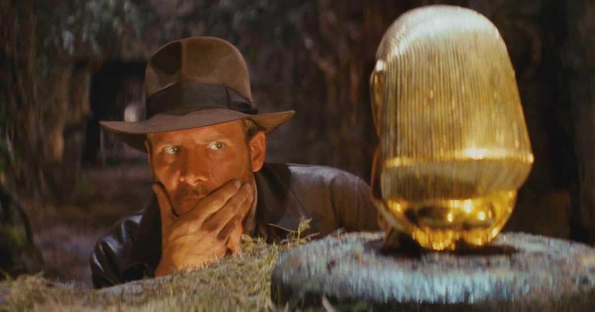Все четыре фильма об Индиане Джонсе будут выпущены в 4K разрешении на Blu-Ray