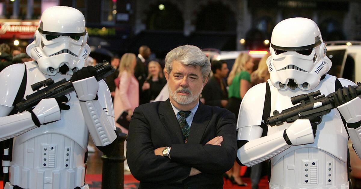 Джордж Лукас утверждает, что он потерял контроль над «Звездными войнами»