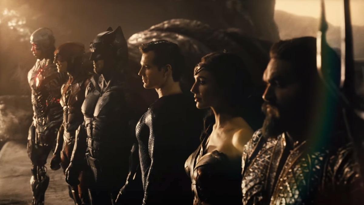 При показе в кинотеатрах «Лига справедливости» Зака Снайдера будет содержать 10-минутный антракт