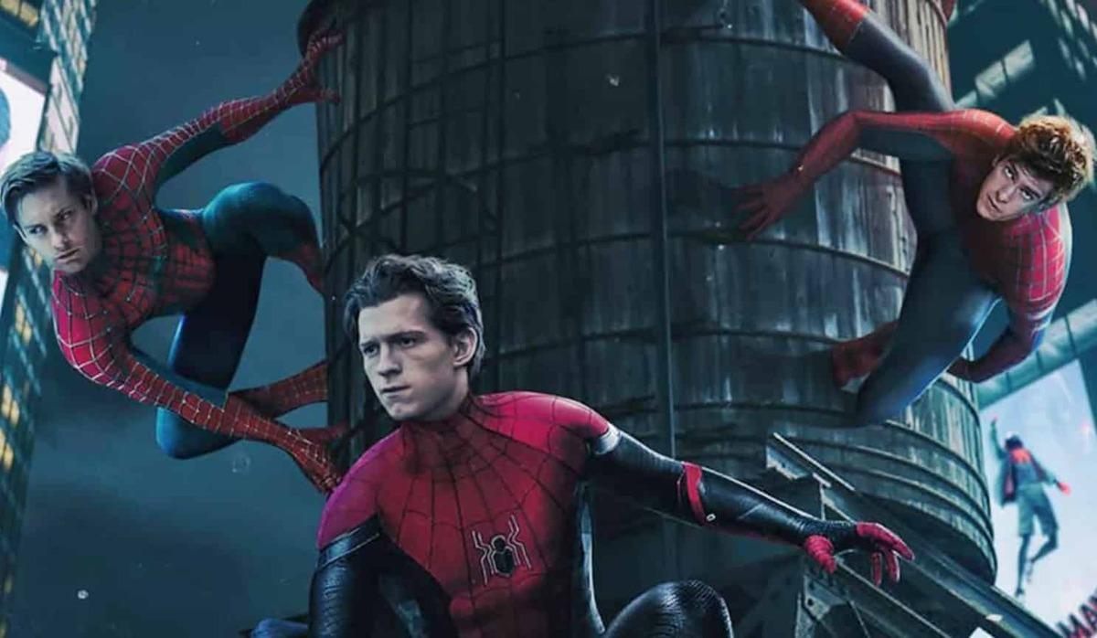 Три Человека-паука против Зловещей Шестерки на новом арте BossLogic
