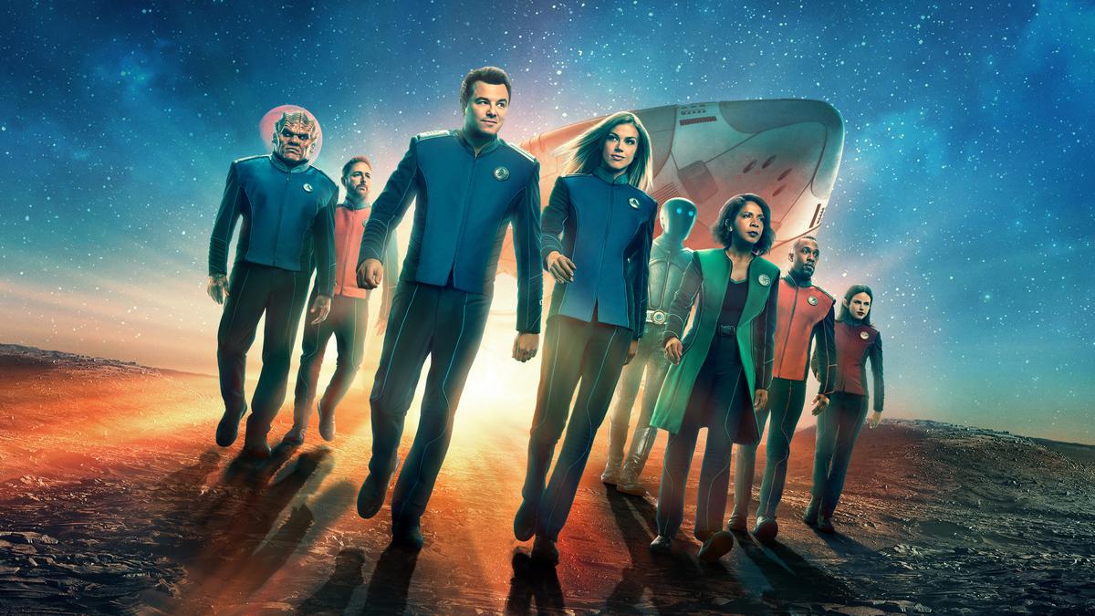 Съемки третьего сезона «Орвилла» возобновятся в следующем месяце