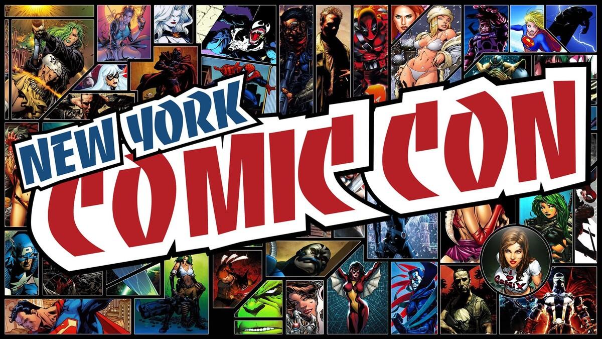Нью-йоркский Comic Con 2020 пройдет в онлайн-формате