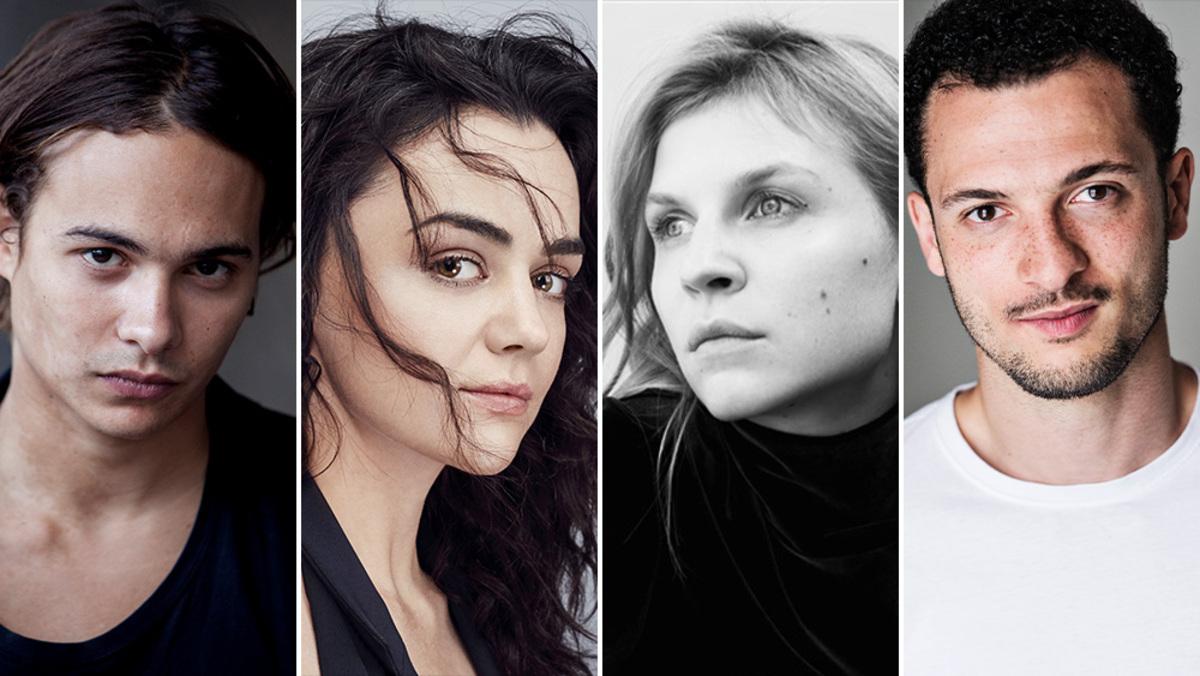 К актерскому составу сериала «Эссекский змей» присоединилась Клеманс Поэзи и еще трое артистов