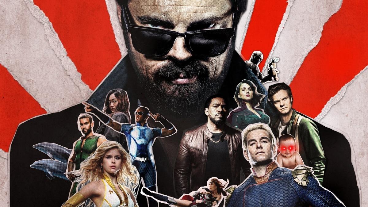 Соавтор «Пацанов» показал невиданный ранее постер ко второму сезону сериала