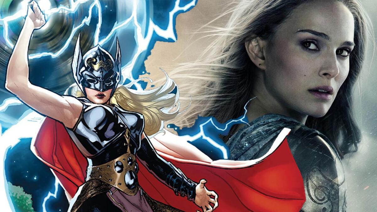 Возвращение Стражей Галактики на фан-постере фильма «Тор: Любовь и гром»