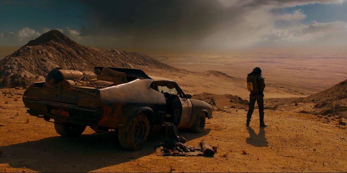 Модифицированные машины из «Безумного Макса: Дорога ярости» будут проданы на аукционе