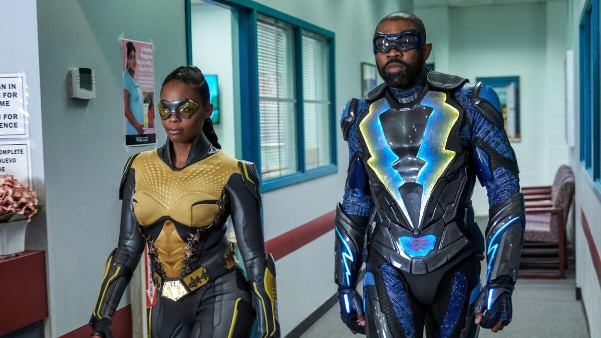 Супергеройский сериал DC «Черная молния» будет закрыт после четвертого сезона