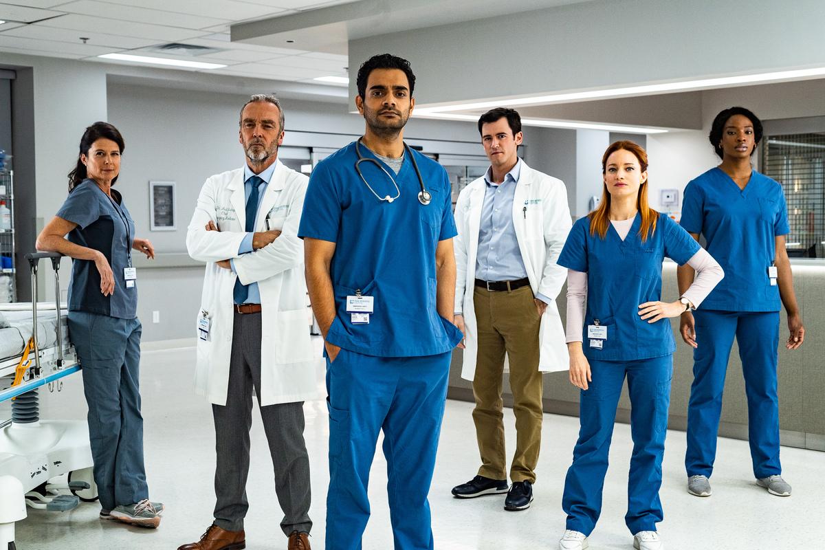 Канал NBC продлил канадский медицинский сериал Transplant на второй сезон