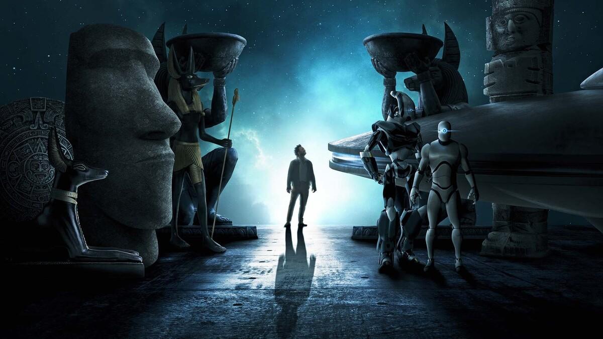 Шоураннер «Кобры Кай» снимет полнометражный фильм на основе сериала «Древние пришельцы»