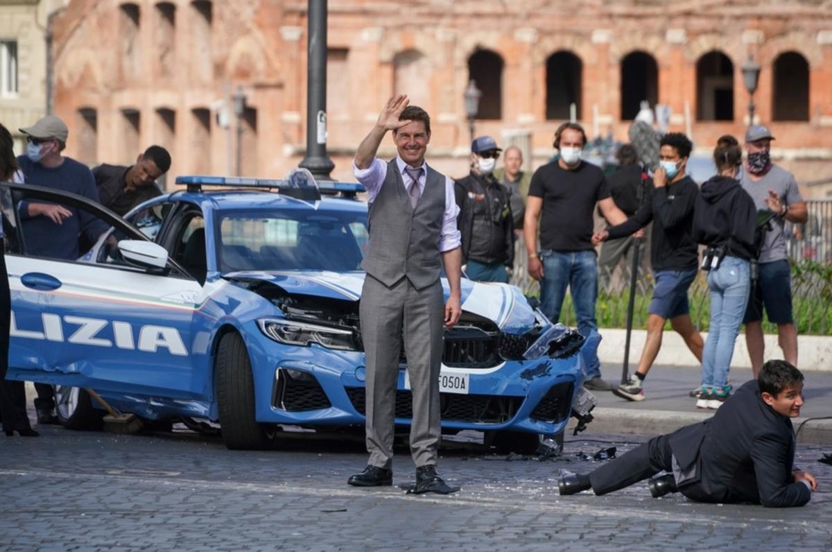 Съемки кино в Европе продолжатся, невзирая на вторую волну пандемии
