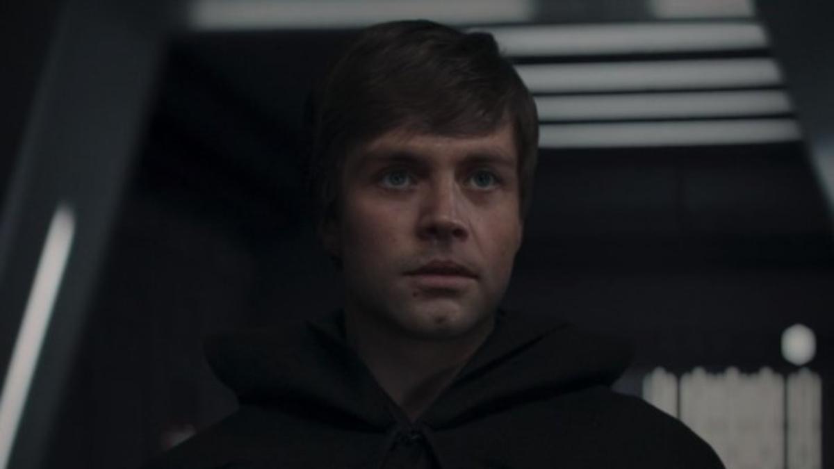 «Мандалорец»: Марк Хэмилл действительно участвовал в съемках сцены с Люком Скайуокером