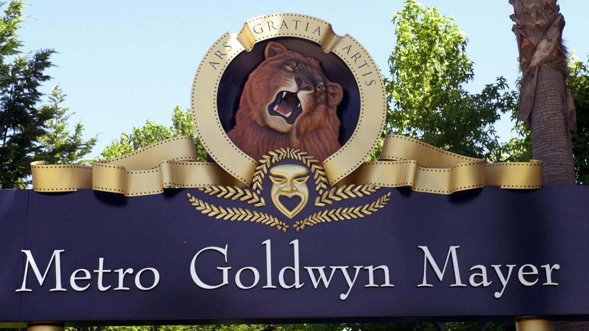 MGM рассматривает вариант с продажей своей студии