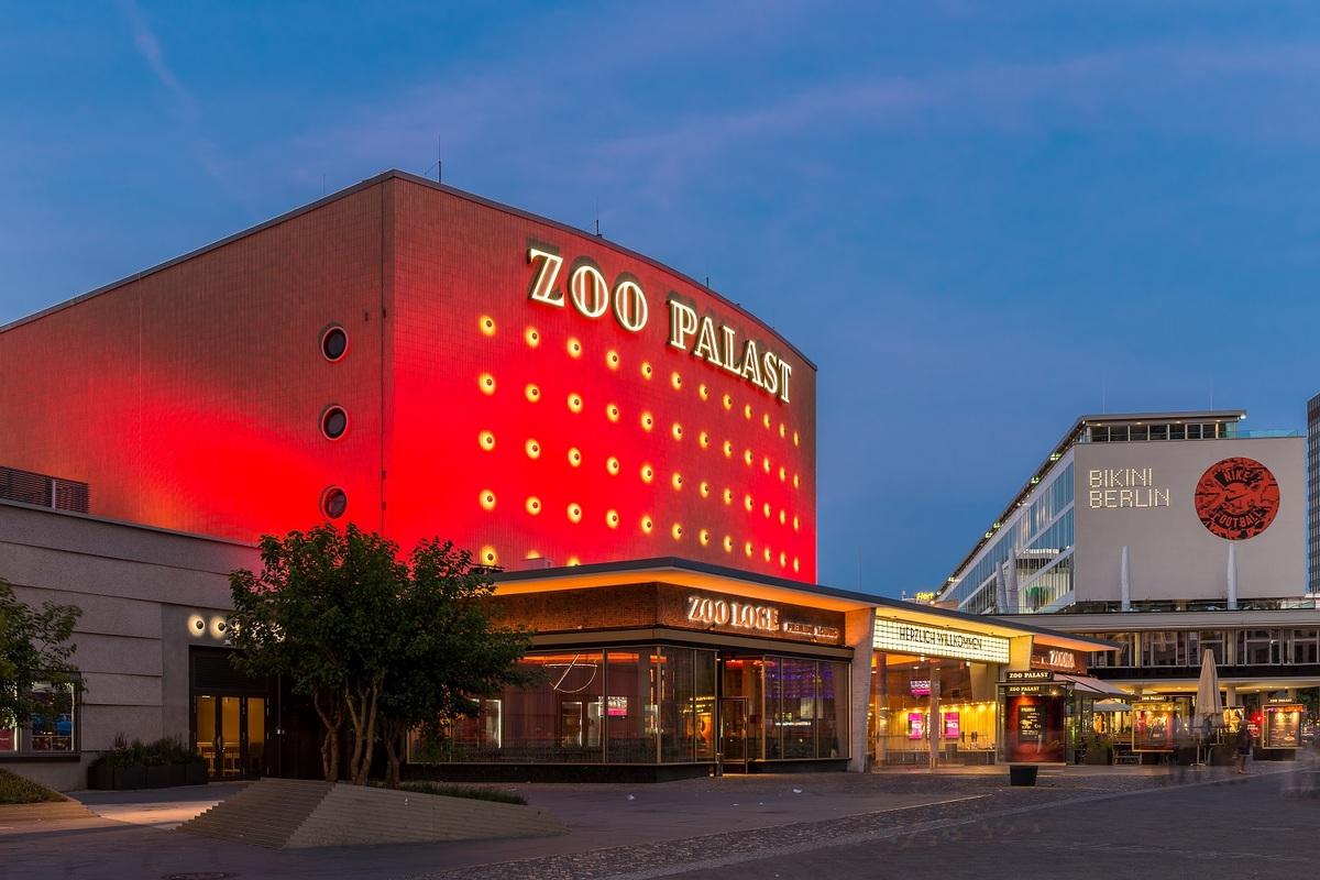 Немецкие кинотеатры останутся закрытыми как минимум до 20 декабря