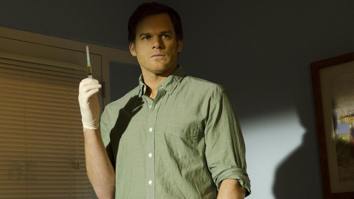Майкл С Холл считает, что долгий перерыв перед девятым сезоном «Декстера» был необходим