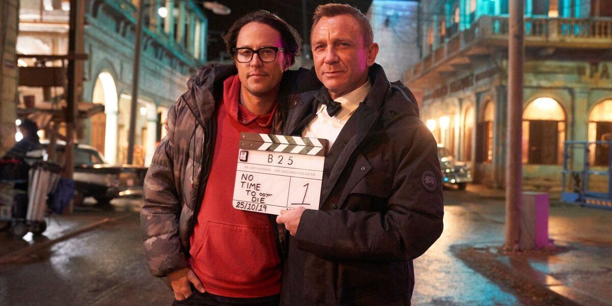 Режиссер «Не время умирать» назвал свои любимые фильмы о Джеймсе Бонде