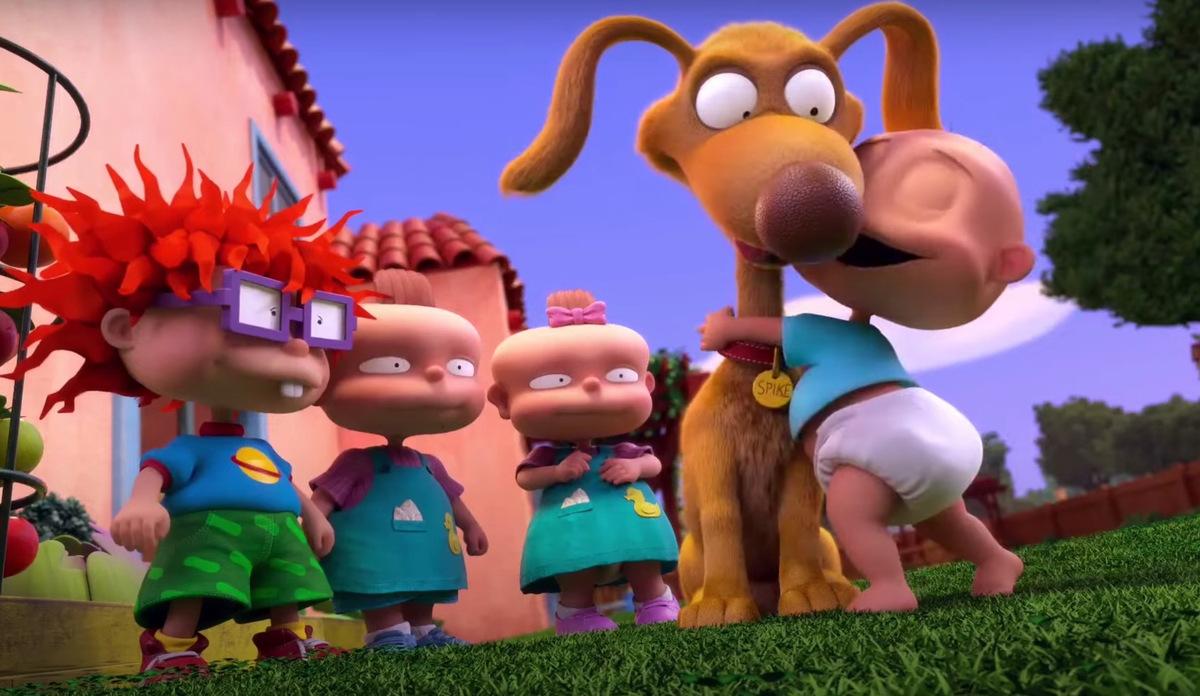 В перезапуске мультсериала «Ох уж эти детки!» мать Фила и Лил будет лесбиянкой
