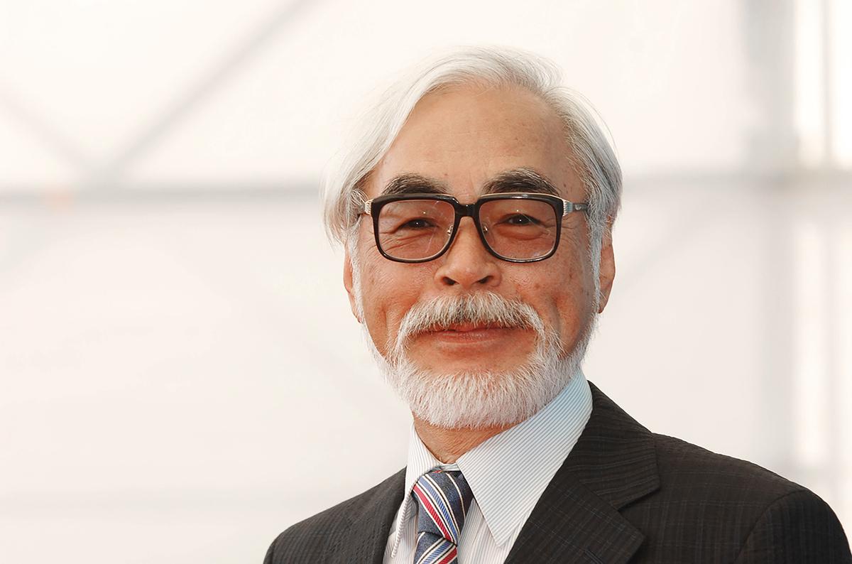 По словам босса студии Ghibli, Хаяо Миядзаки воспринимает «Истребителя демонов» как конкурента