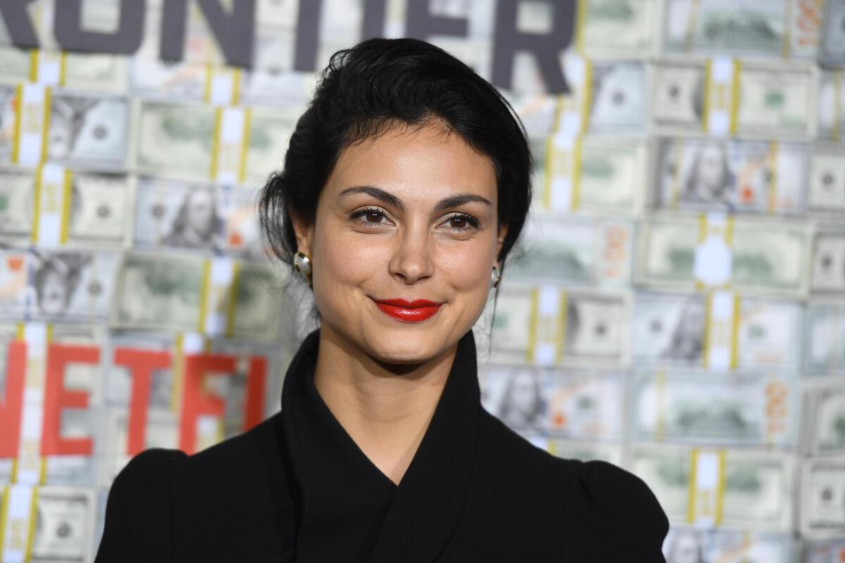 Морена Баккарин прокомментировала «укороченную» роль в «Дэдпуле 2»