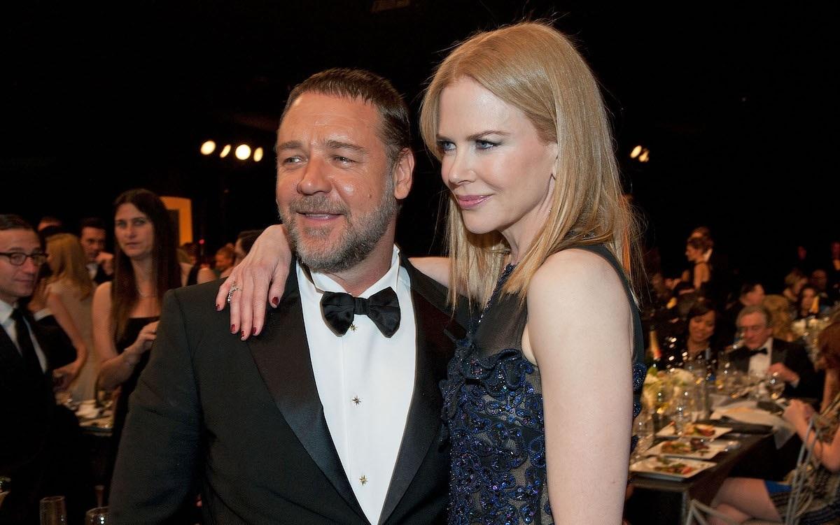 Рассел Кроу и Николь Кидман возглавят Австралийскую академию кино и телевизионных искусств