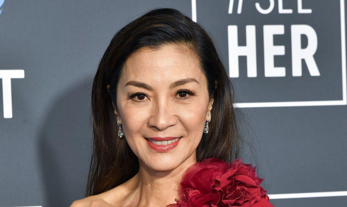 Звезда «Шан-Чи и легенды десяти колец» Мишель Йео счастлива, что у Азии появился свой супергерой