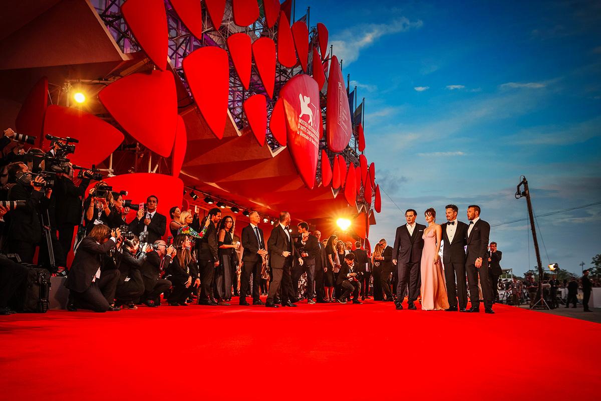 В рамках Венецианского кинофестиваля появится новая секция