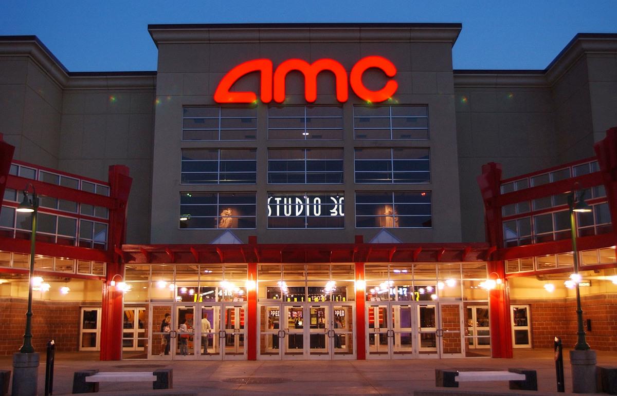 Сеть кинотеатров AMC потеряла в 2020 году 4,6 миллиарда долларов