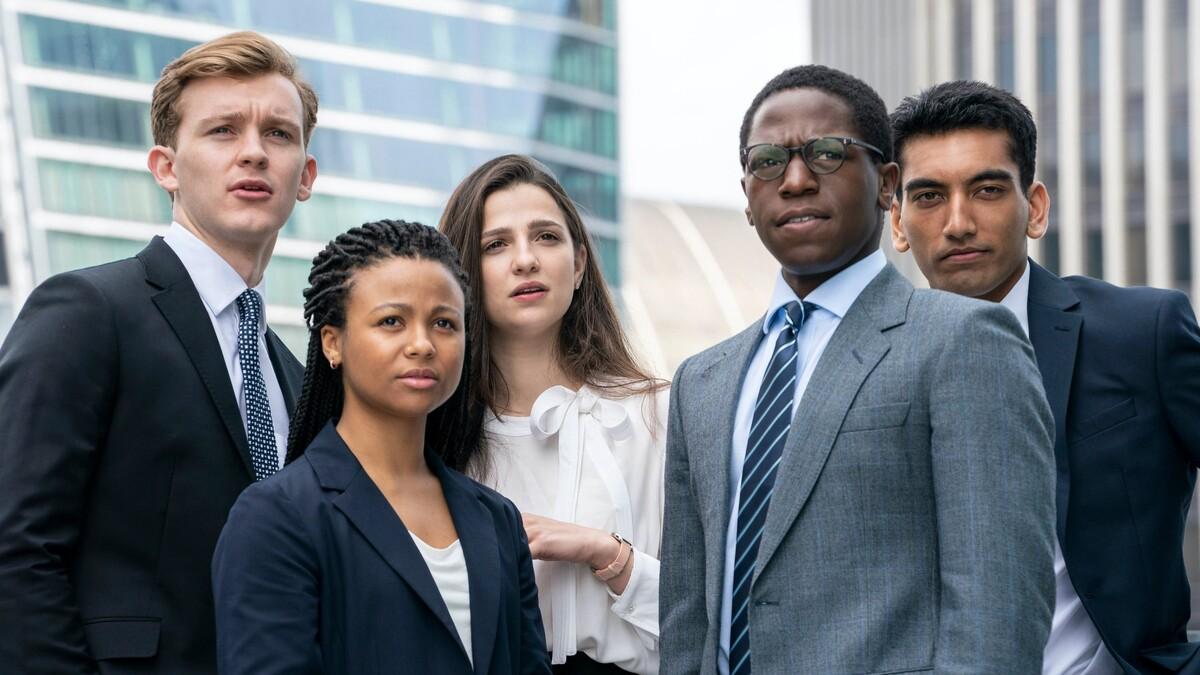 HBO продлил драматический сериал «Индустрия» на второй сезон