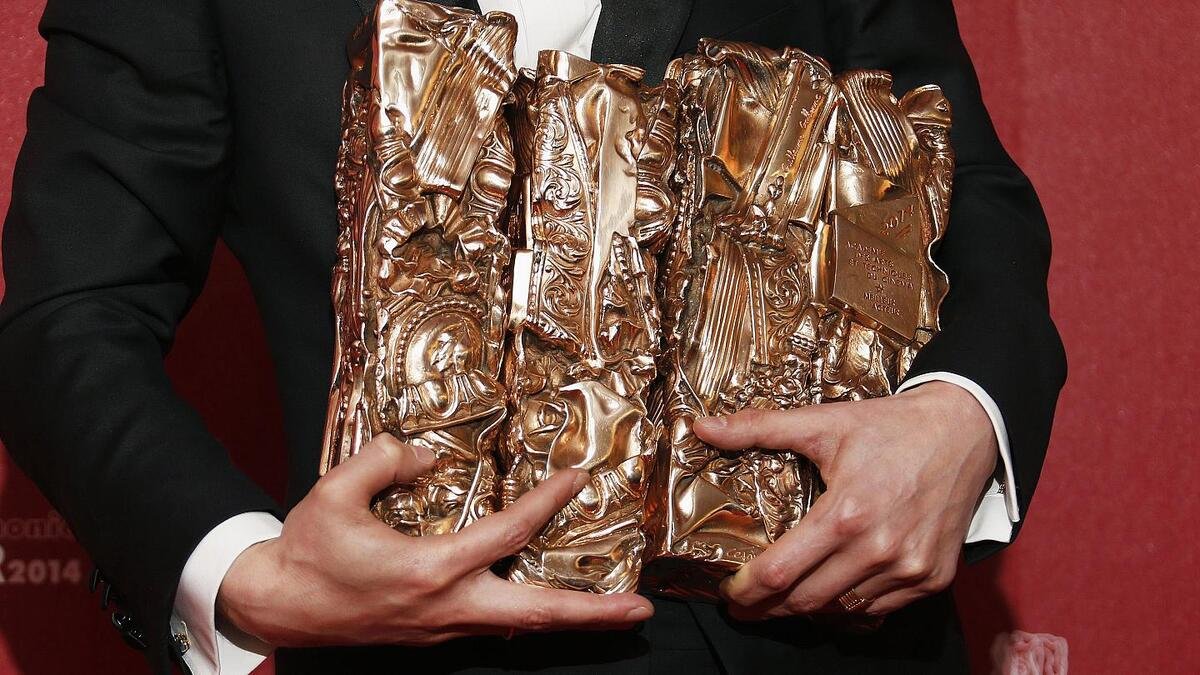 Церемония вручения премии «Сезар» состоится 12 марта в традиционном формате