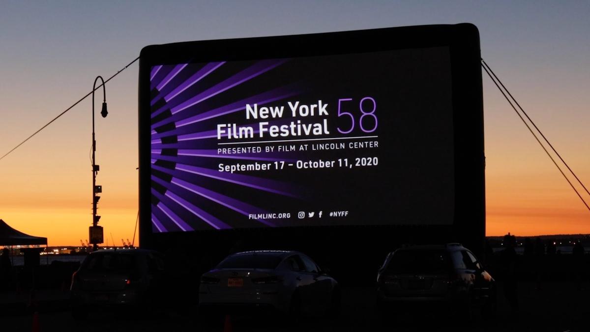 Посещаемость Нью-Йоркского кинофестиваля увеличилась благодаря виртуальным сеансам