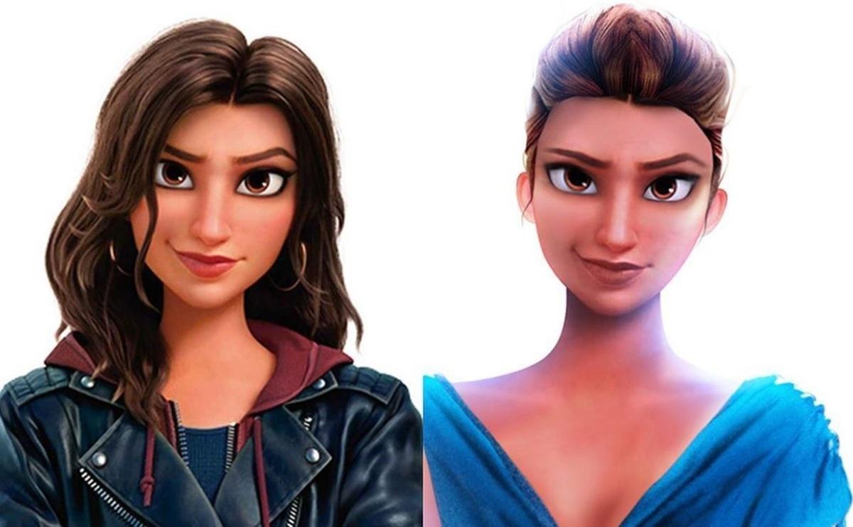 Фанарт превратил Мстителей в героев мультфильмов Disney