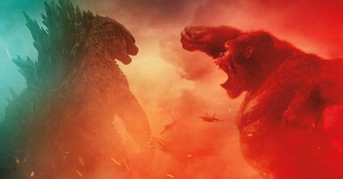 Фильм «Годзилла против Конга» мощно стартовал в китайском прокате