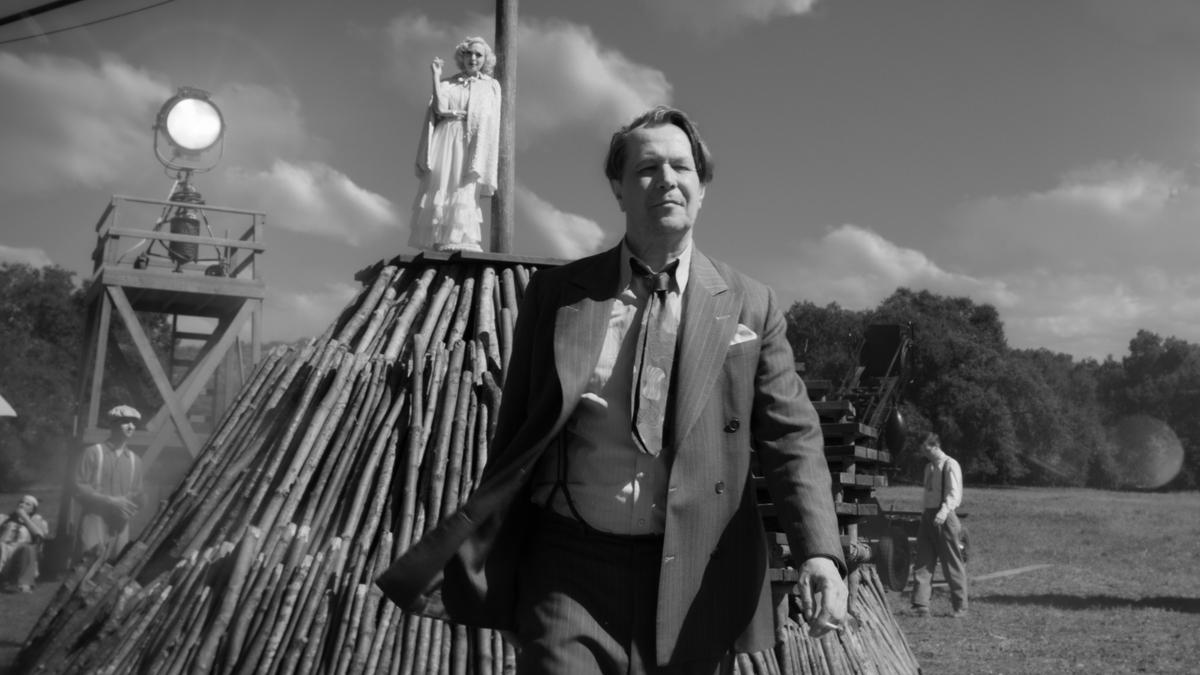 «Манк» завоевал главную награду Американского общества кинооператоров