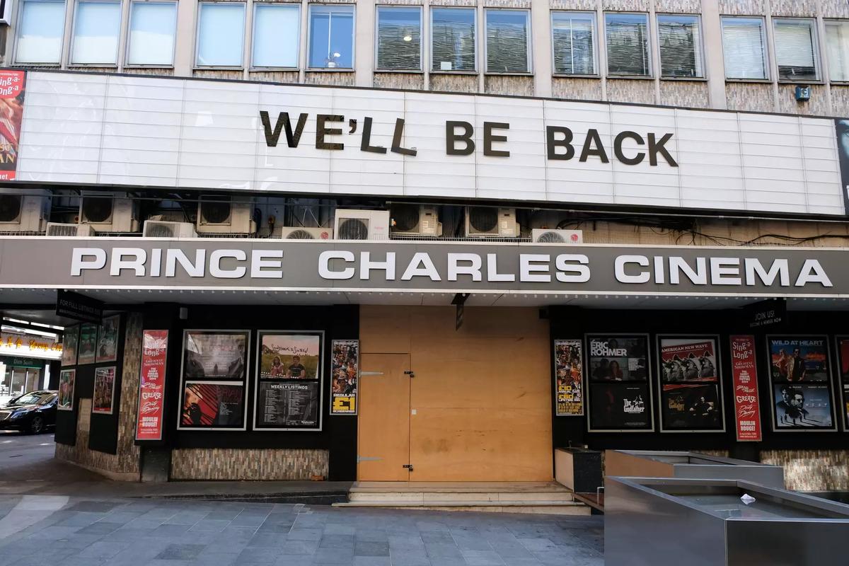 В 2020 году сборы американских кинотеатров окажутся рекордно низкими за последние 40 лет