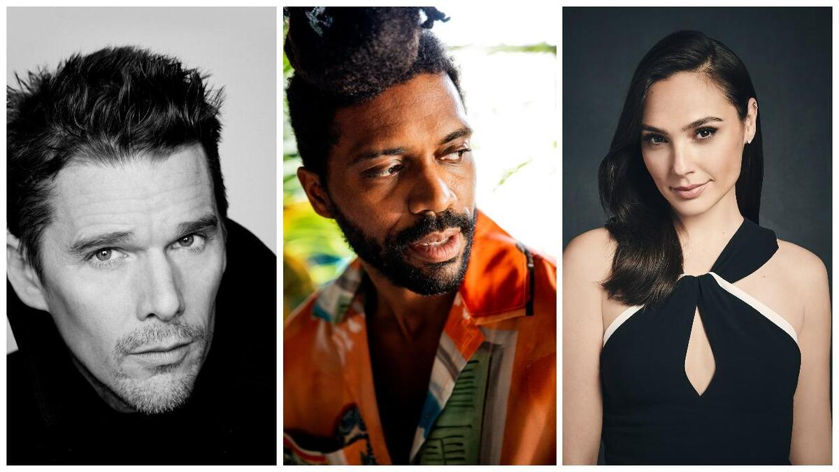 Итан Хоук, Шака Кинг и Галь Гадот удостоятся наград от учредителей Кинофестиваля в Сан-Валли