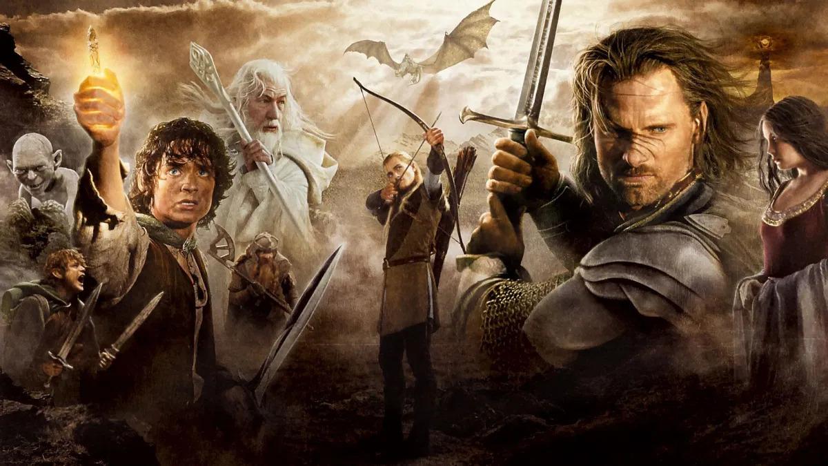 Трилогии «Властелин колец» и «Хоббит» теперь доступны на Blu-Ray в разрешении 4K