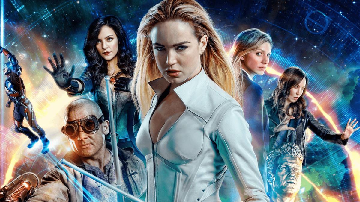 Шестой сезон «Легенд завтрашнего дня» получил расширенный трейлер