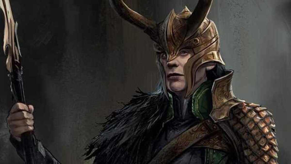Концепт-арт «Тор: Рагнарек» превратил Локи в воина
