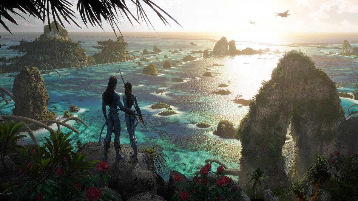 Фото: съемки сиквелов «Аватара» возобновились в Новой Зеландии