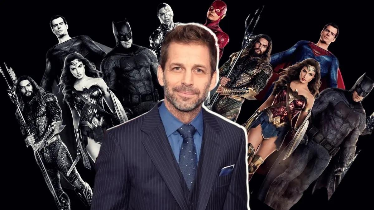 Потенциальные спин-оффы «Лиги справедливости» Зака Снайдера не входят в новые планы DC Films