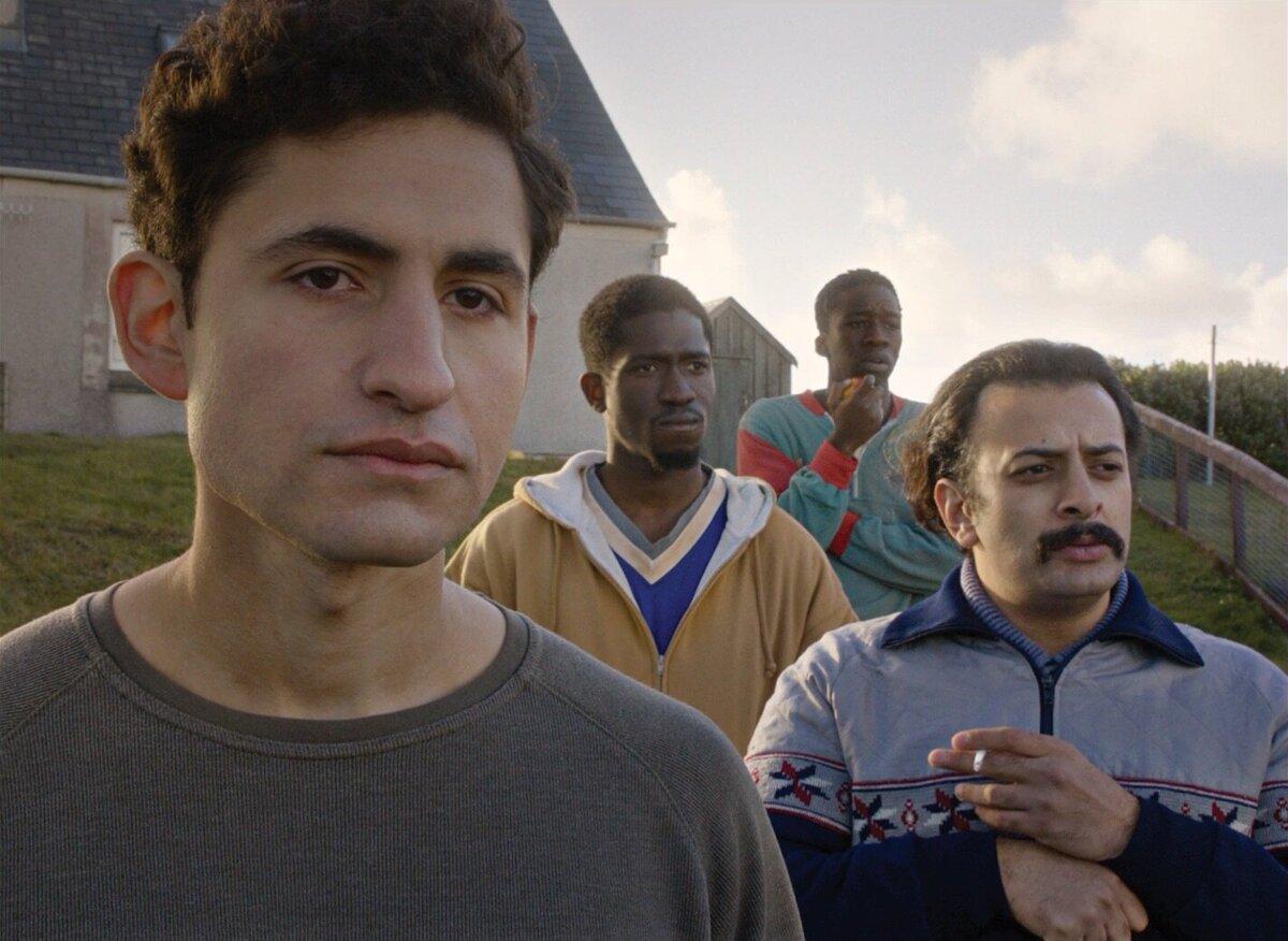 Британская драма «Забвение» стала победителем кинофестиваля в Макао