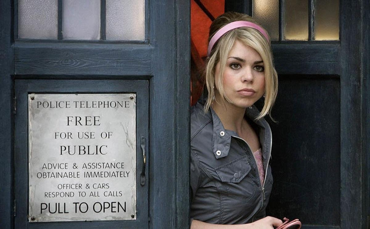Звезда «Доктора Кто» Билли Пайпер: «Все думали, что возрождение сериала обернется провалом»