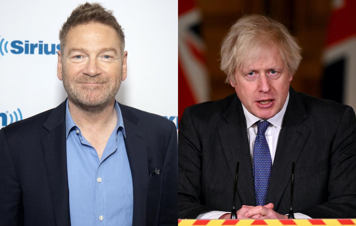 Кеннет Брана сыграет премьер-министра Великобритании Бориса Джонсона в мини-сериале от Sky
