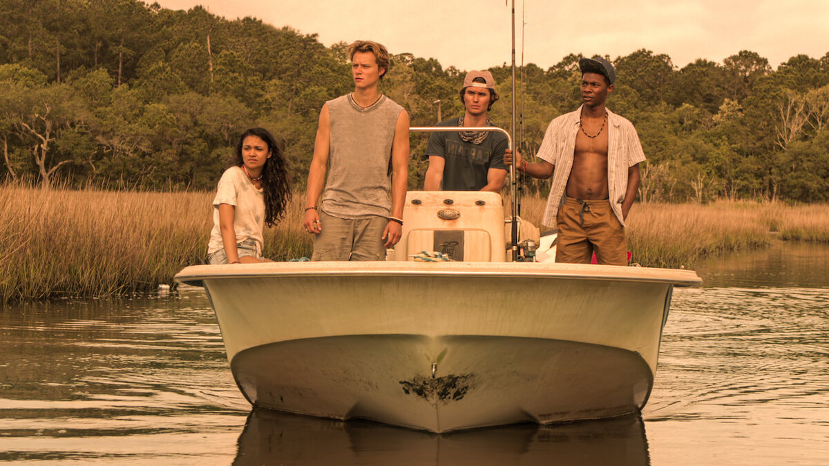 Netflix выпустил тизер второго сезона «Внешних отмелей» и раскрыл дату премьеры