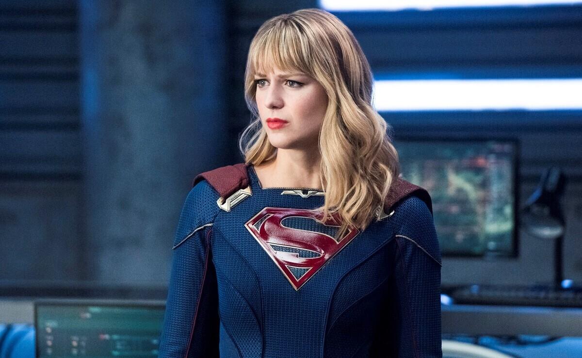 Создатели «Супергерл» выпустили новый постер финального сезона