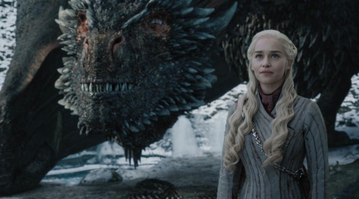 Эмилия Кларк рассказала о судьбе Дрогона после финала «Игры престолов»